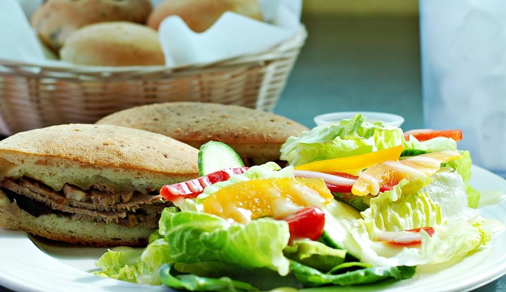 Beef Brisket Gluten Free Sandwich