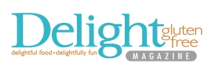 Get a subscription to Delight Gluten Free Magazine!