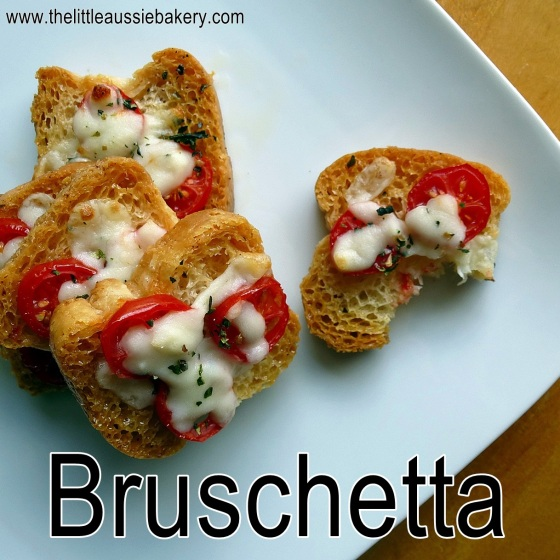 Bruschetta Thumbs