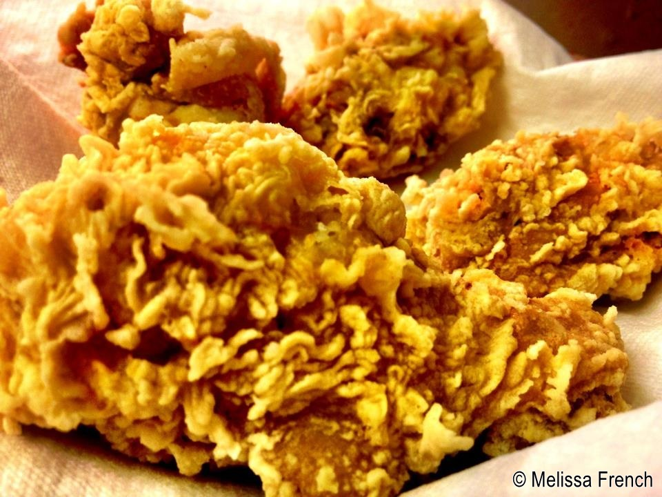 ... quick and easy, gluten free/ dairy free Fried Chicken Recipe