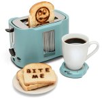 funny toaster