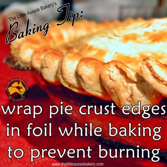 pie crust edges