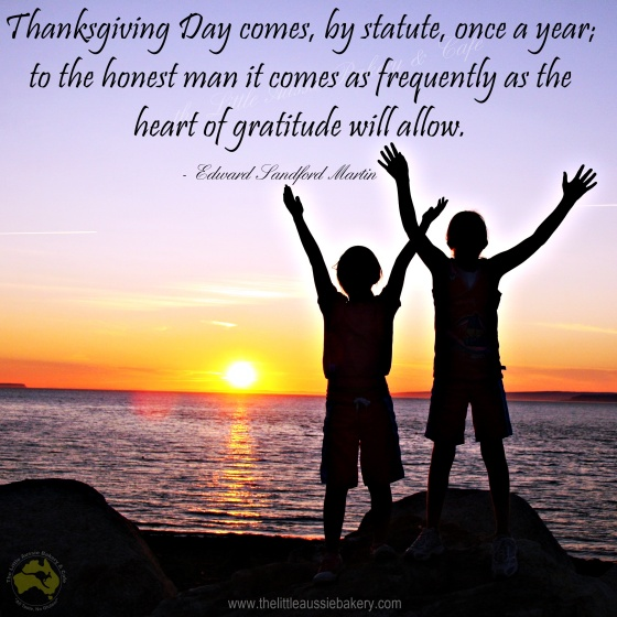 Thanksgiving Day comes, by statute, once a year; to the honest man it comes as frequently as the heart of gratitude will allow.
