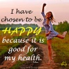 How to be Happy &Healthy