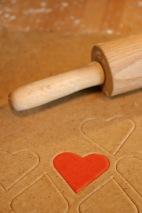 gingrebread heartr