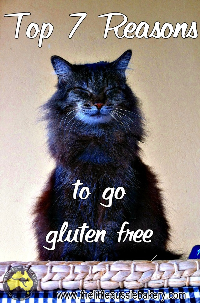 top reasons to go gluten free