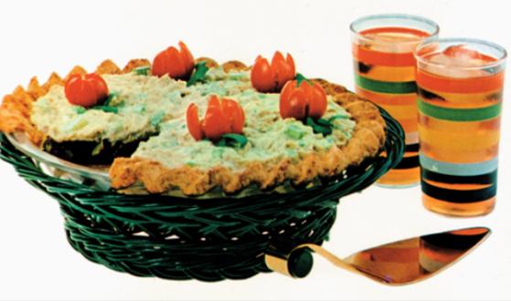 Tuna Gelatin Pie