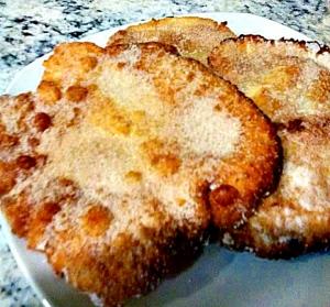 gluten free buñuelos