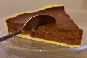 Chocolate Cream Pie © Pierre Guinoiseau