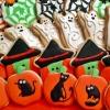 Gluten Free Halloween CutoutCookies