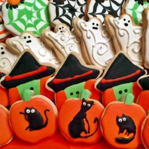 Halloween Cookies © Bruce Szalwinski